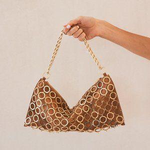 Cult Gaia Hera Mini Chain Shoulder Bag